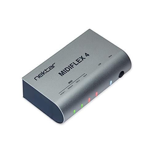 Nektar MIDIFLEX 4 USB MIDI Interface