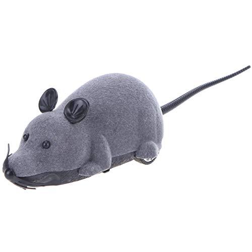 Maus Katzenspielzeug Elektronisches Spielzeug, Katzenspielzeug Mit Fernbedienung, Maus, Für Katze, Plüschmaus Elektrische Drahtlose Fernbedienung Ratte Maus Spielzeug Opfer Katzen Spielzeug Maus