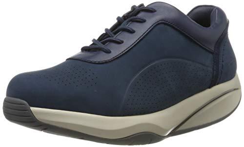 MBT TAITA Lace UP W, Zapatos de Cordones Oxford Mujer, Azul (Indigo...