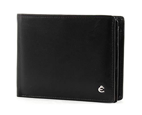 Esquire Harry Geldbörse Leder 12 cm