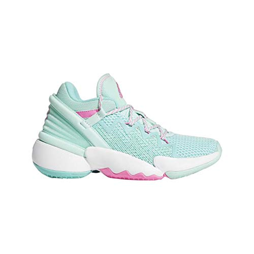 adidas D.O.N. Issue 2 J, Zapatillas de Baloncesto Unisex Adulto, MENCLA/MENACI/ROSCHI, 39 1/3 EU