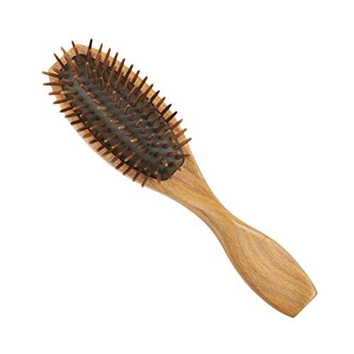 SUPVOX Peine del pelo Peine del masaje del saco hinchable de madera...