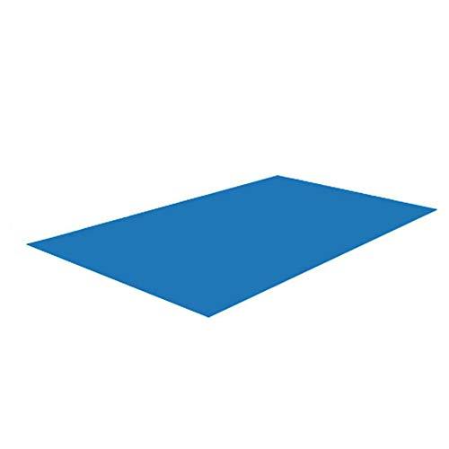 Cablo Alfombrillas rectangulares para Piscina Alfombrillas para Piscina Plegables Impermeables Alfombrilla para Piscina para Piscinas, inflables, chapoteaderos (Solo Alfombrillas de Piscina)