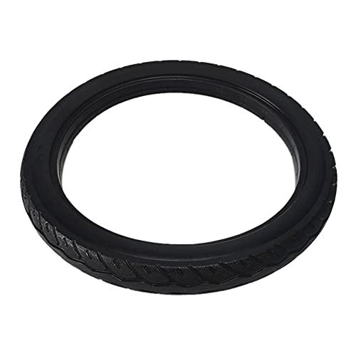 Casinlog Neumáticos de bicicleta de 16 x 1,75 pulgadas, neumáticos completos, 16 x 1,75, goma negra, antideslizantes, neumáticos de bicicleta