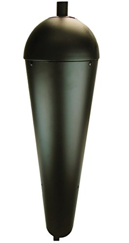 Squirrel Stopper SWSB09 Metal Standard Baffle Deters Squirrels and Raccoons
