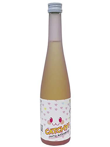 鳩正宗 HATO MASAMUNE CATCHY! 純米酒 キャッチー 500ml 日本酒 清酒