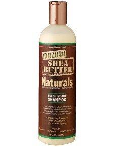 Beurre de Karité Naturals Fresh Start Shampooing 355 ml
