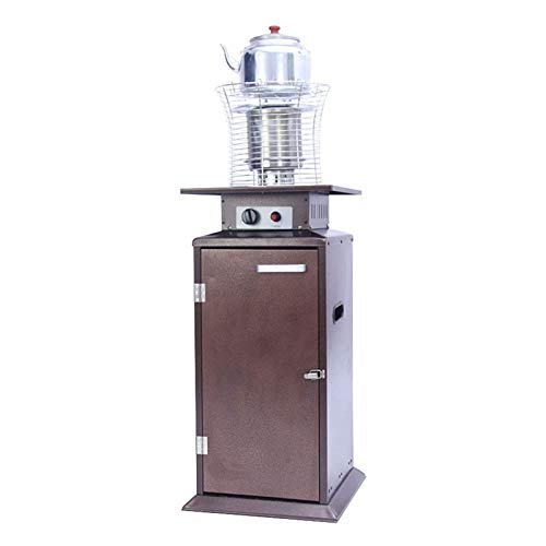 TcooLPE Patio Heater - Multifunction Stainless Steel Propane Heater for Outdoor Garden Wedding Banquet Party Terrace heaters