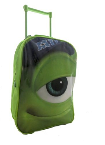 Monsters University Small Wheeled Trolley Bag by Sambro