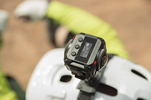 Garmin VIRB 360 – wasserdichte 360-Grad-Kamera mit GPS - 9