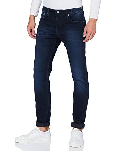 Pepe Jeans Herren Jeans Stanley, Denim 01, 33W / 34L