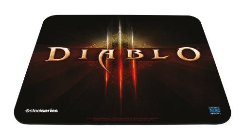 SteelSeries Qck Mini Diablo III Logo Limited Edition Gaming Mauspad