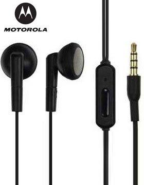 Motorola SJYN0394A Stereo-Headset Original Motorola Defy Milestone