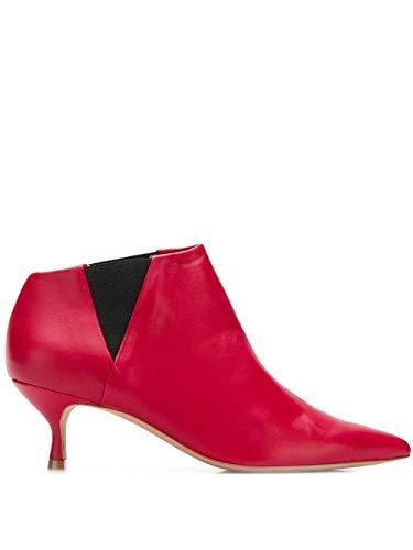 Golden Goose Luxury Fashion Damen G34WS573A3 Rot Stiefeletten   Frühling Sommer 19