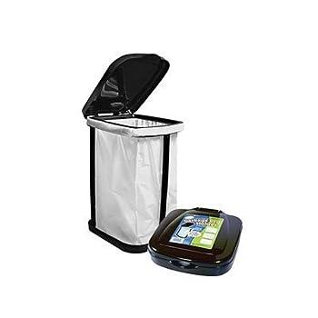 StorMate Garbage Bag Holder Collapsible Garbage Can Trash Can RV Storage Waste Basket