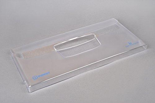 INDESIT Panel Frontal para Cajón de Frigorífico Refrigerador 43x19.7cm