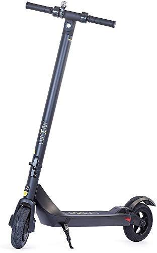 Lexgo R8 Lite - Monopattino elettrico pieghevole, Motore 250W, 3 velocità, Batteria 5A, Freno elettrico/meccanico