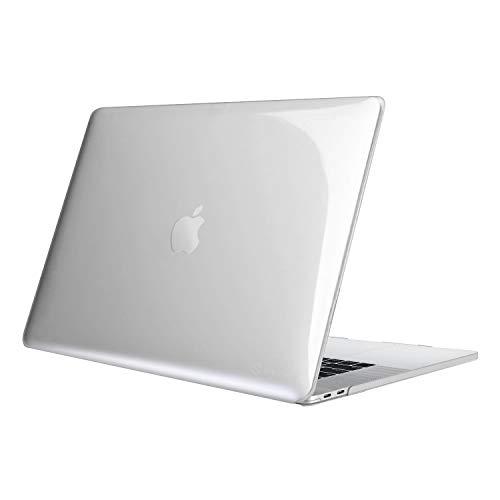 Fintie Hülle Kompatibel mit MacBook Pro 16 (2020 2019 Freisetzung) A2141 - Superdünne Glatt Hartschale Schutzhülle Snap Hülle Kompatibel mit MacBook Pro 16