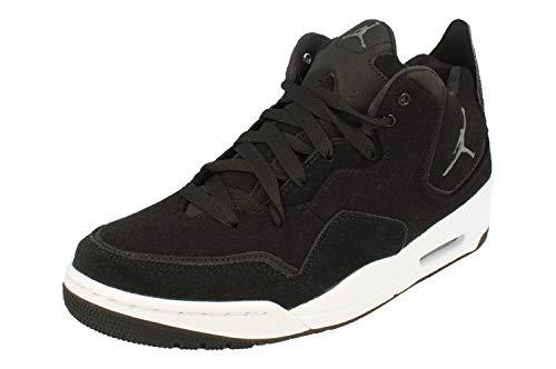 Nike Jordan Courtside 23, Scarpe da Fitness Uomo, Nero (Black/Dark Grey/White 001), 41 EU