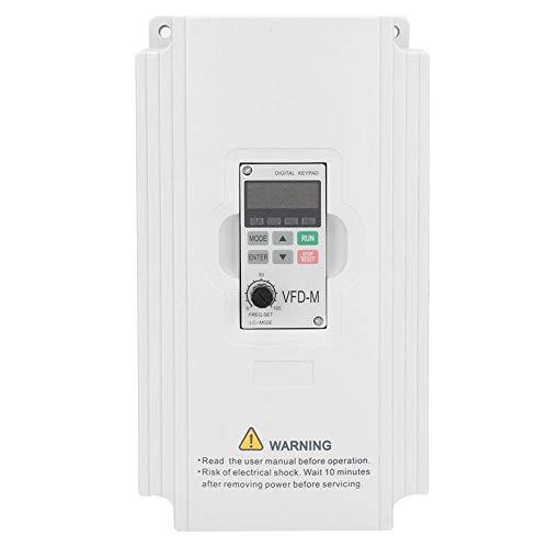 380V VFD Wechselrichter & Wandler, 3 Phasen Wandler PAM Ausgangsspannung Frequenzumrichter Frequenzumrichter Wechselstrommotor Drehzahlregelung(3.7KW)