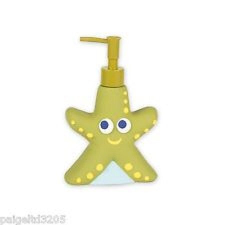 Happy Creatures Starfish Resin Lotion / Soap Dispenser