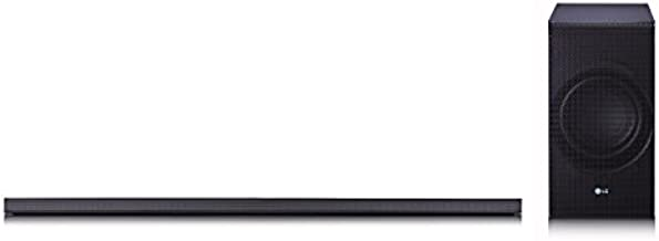 LG Electronics SJ8 4.1 Channel Sound Bar With Wireless Subwoofer (2017 Model)