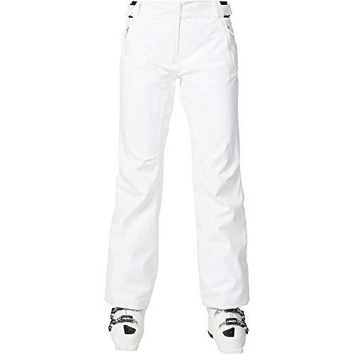 Rossignol W Ski Pant Skihose, Damen, Weiß, L