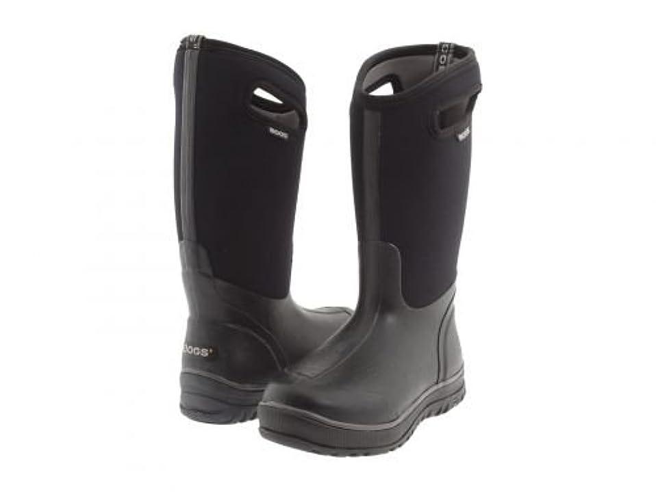 プランター寛大さアセンブリBogs(ボグス) レディース 女性用 シューズ 靴 ブーツ スノーブーツ Ultra High - Black [並行輸入品]