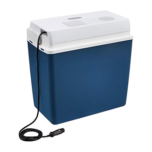 31Glu1B6iPL - Amazon Basics - Nevera termoeléctrica, 20l, conexión a la toma de mechero del vehículo (12V CC)