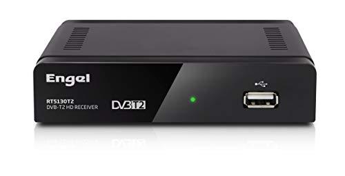 Receptor DVB-T2 HD Grabador Engel RT5130T2