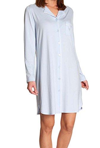Féraud Damen Well-Being 3883031 Nachthemden, Elfenbein (Champagner) 10044, (Size:48)