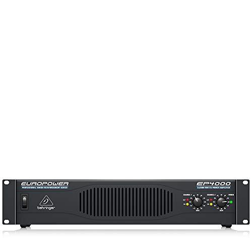 Behringer EP4000 - Etapa potencia ep-4000 unidad