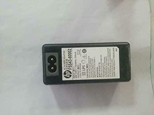 satukeji Piezas de Repuesto Accesorios para Impresora 22V 455Ma Fuente de alimentación Adaptador de CA CC F5S43-60002 Compatible con Impresora HP 1112 2130 2132