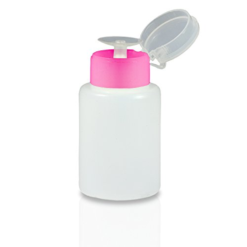 Distributeur de Bouteille à pompe Rose 150 ml Lot de 10
