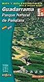 SIERRA DE GUADARRAMA E-25 (E-25. Mapas guía excursionistas)
