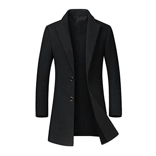 perchero negro fabricante Ivan Johns Coats