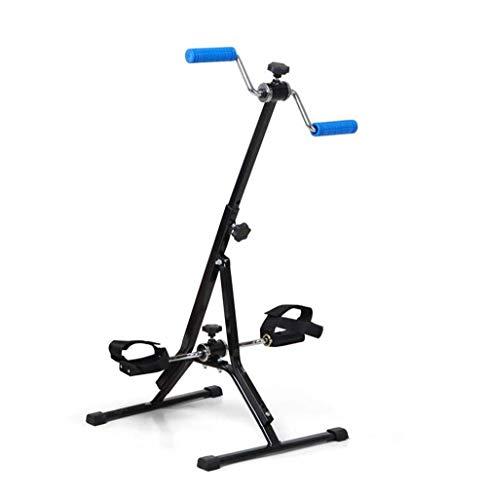 Mustbe Strong Bicicleta estática, Bicicleta portátil con Pedal para Personas de la Tercera Edad y Personas Mayores.