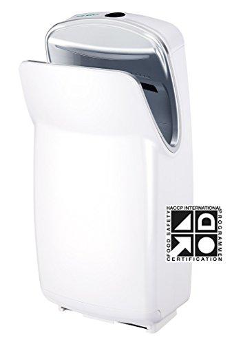 AIR-WOLF Händetrockner V 7, weiß, Serie V
