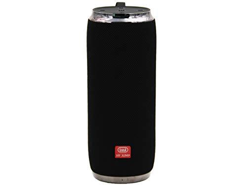 Trevi XR Jump XR 120 BT - Altavoz Amplificado con MP3, Bluetooth, USB, microSD, Entrada Auxiliar, Control de Volumen, reproducción/Pausa, micrófono Incorporado, batería Recargable de Litio