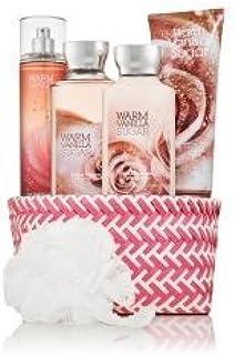 "Bath & Body Works Signature Collection"" Warm Vanilla Sugar"" Fragrance Mist ~ Body Lotion"