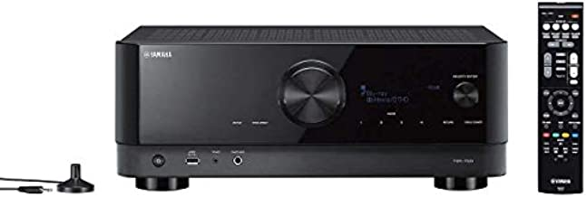 Yamaha TSR-700 7.1 Channel AV Receiver with 8K HDMI and MusicCast (Renewed)