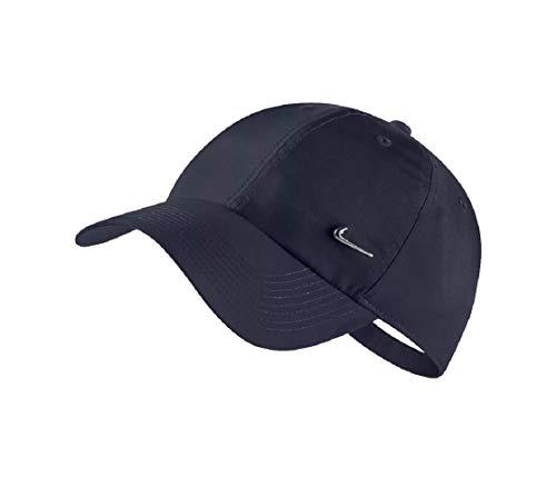 Nike Cap H86 Metal Swoosh (one s, Navy)