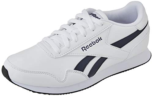 Reebok Royal CL Jogger 3, Zapatillas Unisex Adulto, Multicolor (Blanco/Maruni/Negro), 43 EU