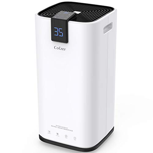 COLZER 70 Pints Home Dehumidifiers for 4,500 SQ FT...