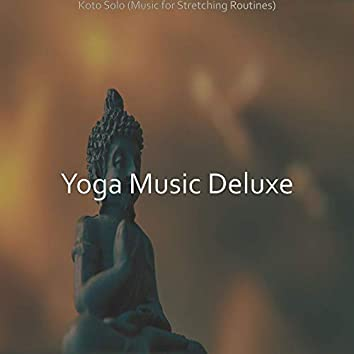 Koto Solo (Music for Stretching Routines)