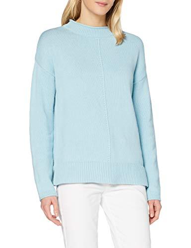 Cecil Damen 301419 Pullover, Sporty Sky Blue, L