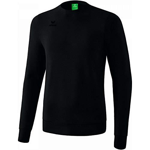Erima Basic dziecięca bluza z kapturem, uniseks czarny czarny 152