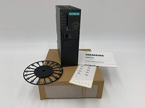 Siemens 6ES73156FF010AB0 IS CPU 315F 192 KB 6ES7315-6FF01-0AB0