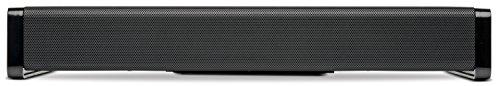 MEDION Life P64633 2.1Kanäle 80W Schwarz - Soundbar-Lautsprecher (2.1 Kanäle, 80 W, 40 W, 40 W, 603 mm, 320 mm)