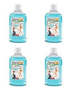 Ricariche Zerocal Dose Gel 4 flaconi da 500 ml